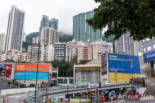 香港巴塞尔艺术展览 资料图片? Art Basel