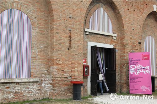 威尼斯双年展中国馆
