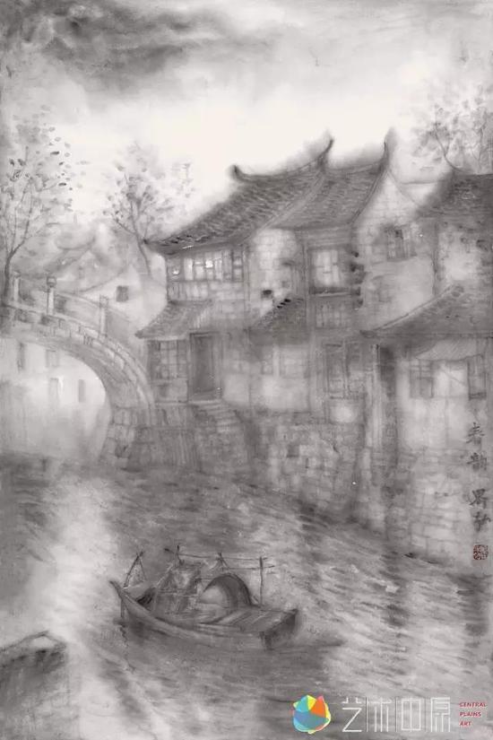 春韵 130cm×60cm 2011年