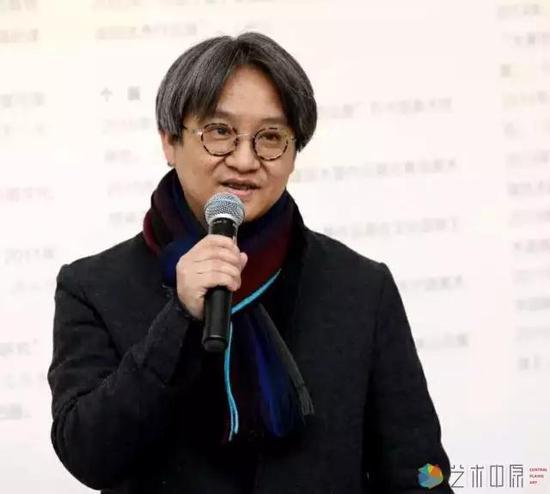 北京画院副院长、美术馆馆长 吴洪亮
