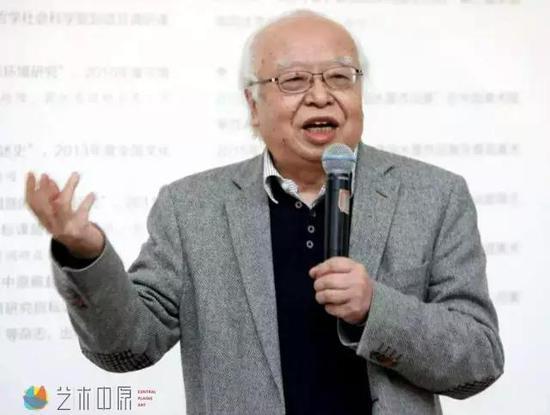 清华大学美术学院教授、博士生导师、中国国家画院公共艺术院院长 杜大恺