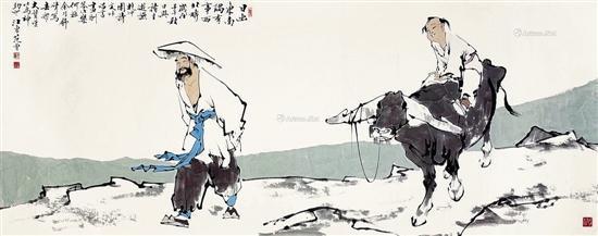 2016年,范曾《日出东南隅》在北京九歌国际拍卖以1667.5万元成交。