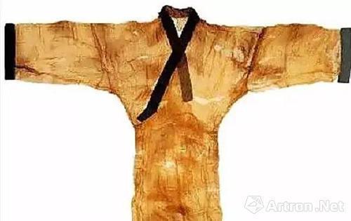 汉代的丝绸制品