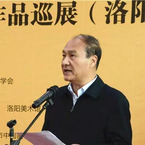 中共洛阳市委宣传部副部长张五一主持开幕式