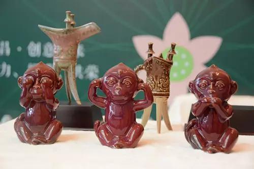 《三不猴》  张振福