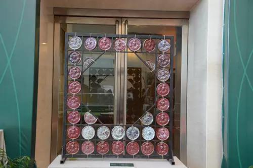 钧瓷屏风《归》 垚舍原创艺术陶瓷工坊