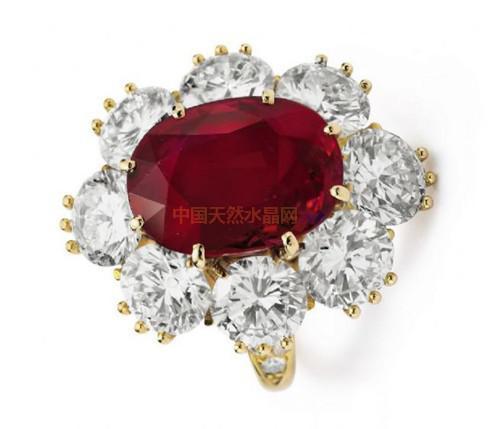 太敏感的人群最好不要佩戴红宝石