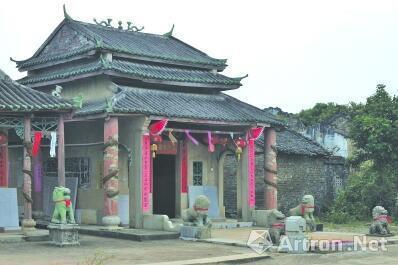 运江古镇甘王庙