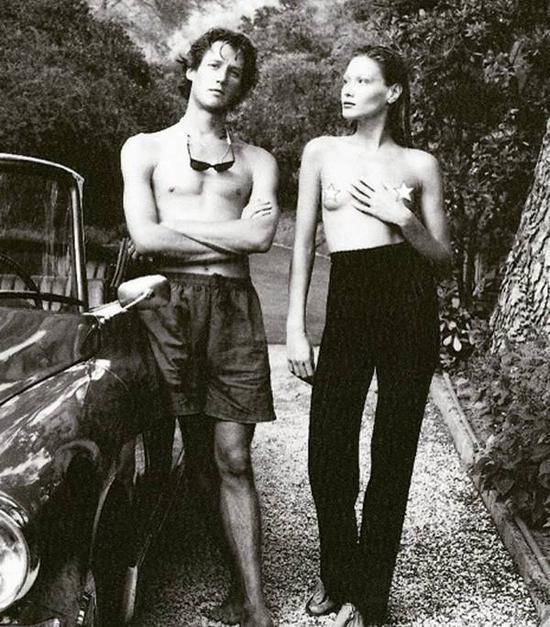 1992年布吕尼写真