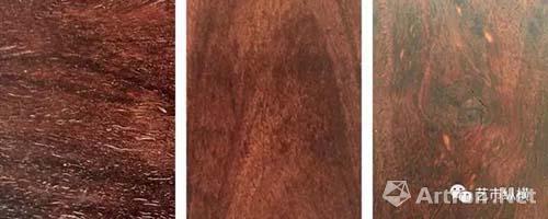 小叶紫檀 科檀 赞比亚血檀(从左至右)