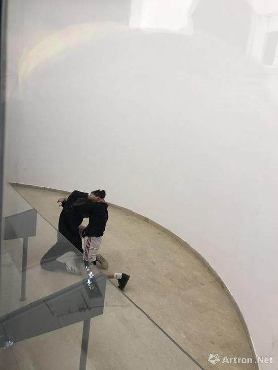 德国馆展览现场(摄影:郭小力)
