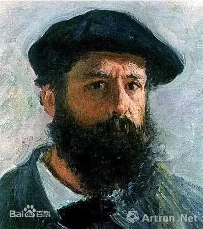 克劳德·莫奈    Claude Monet    1840年11月14日-1926年12月5日