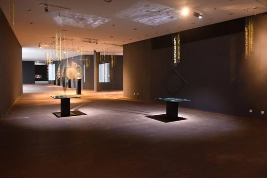 Denys Vinzant,《此时此地》。图片:致谢上海民生现代美术馆