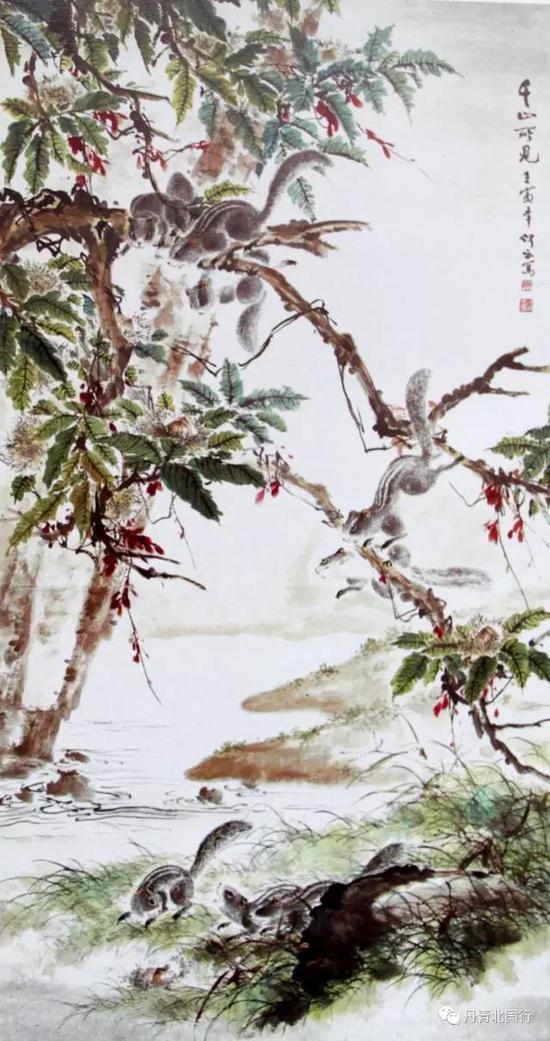 郭西河作品