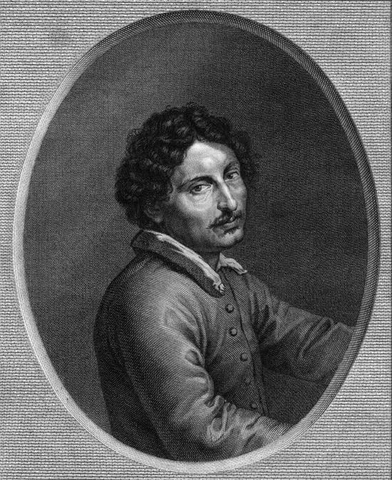 米开朗基罗·梅里西·达·卡拉瓦乔(Michelangelo Amerighi da Caravaggio ,1569 – 1609) 被认为是意大利17世纪最好的艺术家。 图片:Hulton Archive/Getty Images