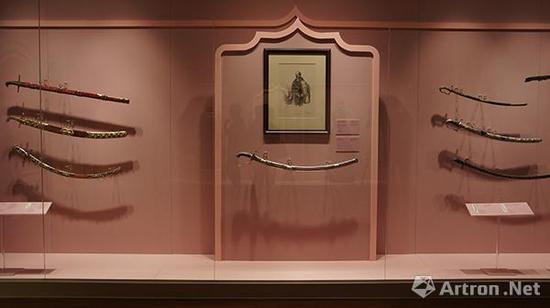 茜茜公主与匈牙利:17-19世纪匈牙利贵族生活展厅现场