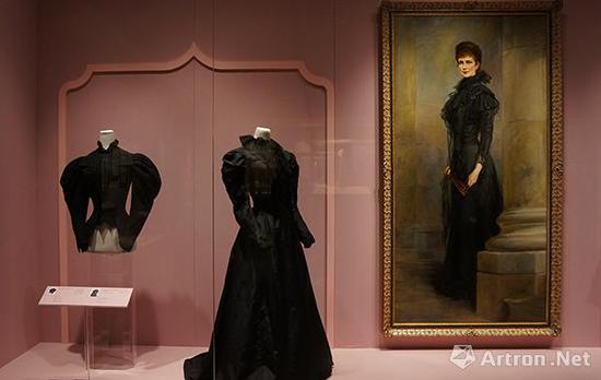 ▲茜茜公主与匈牙利:17-19世纪匈牙利贵族生活展厅现场