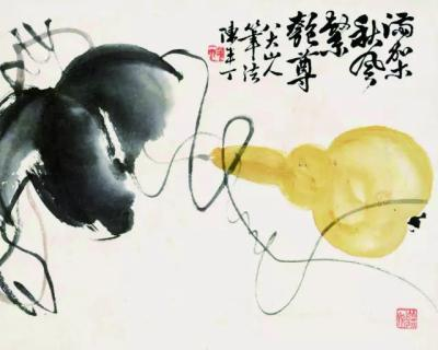 京派领袖陈半丁的艺术与市场