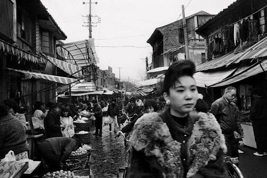 温州市街景·1991年