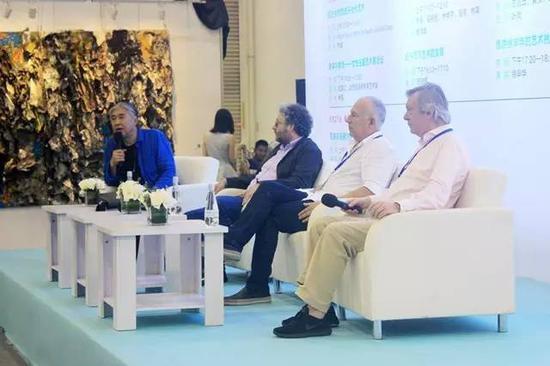 高峰论坛:民主中的西班牙当代艺术