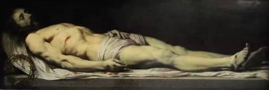 Philippe de Champaigne,《耶稣的死亡》,油画,1652