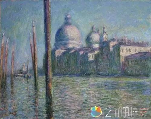 克劳德·莫奈《威尼斯大运河》