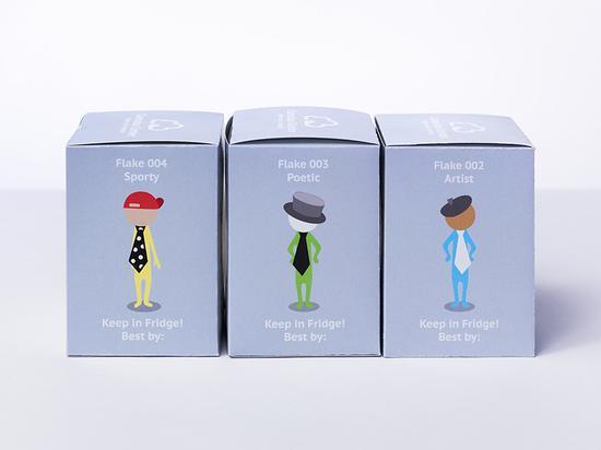 包装设计参考了车库玩具箱的形态