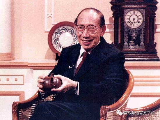 罗桂祥先生