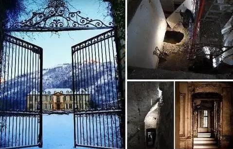 法国夫妇买下古堡 发现地下室里面都是文物
