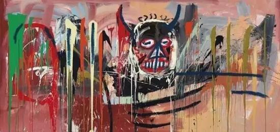 让·米切尔·巴斯奎特 《Untitled》(1982)