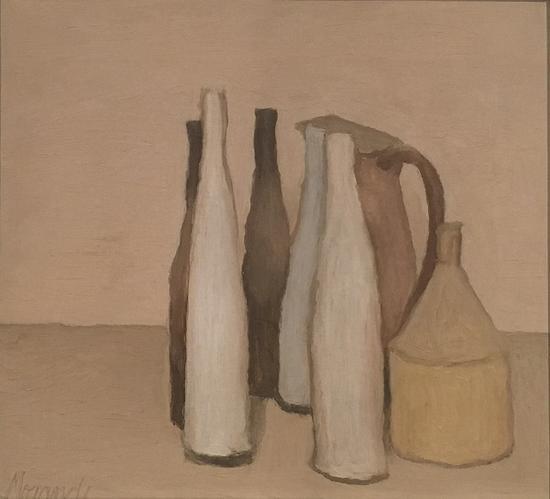 静物,油画,1961