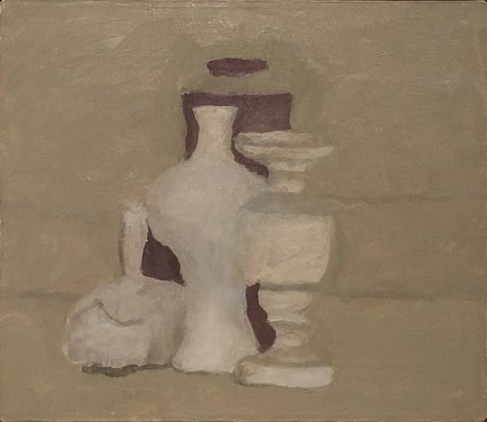静物,油画,1963