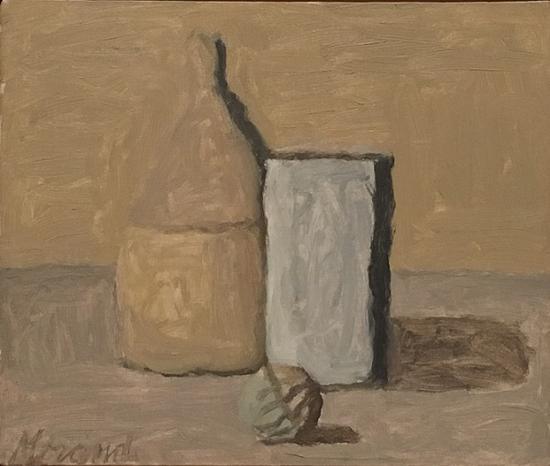 静物,油画,1964