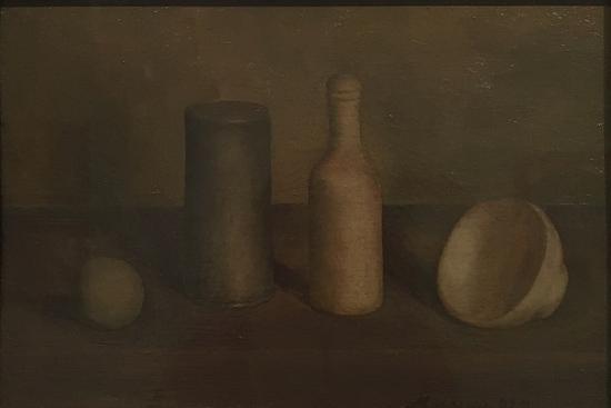 静物,油画,1920
