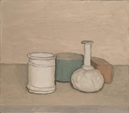 静物,油画,1952