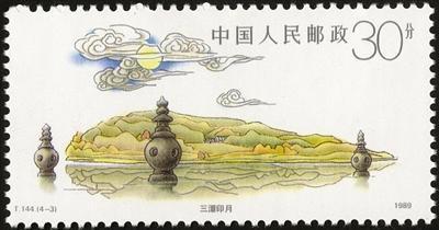 《杭州西湖》邮票