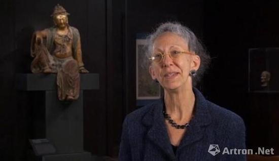 白铃安(Dr。 Nancy Berliner),图片:波士顿美术馆