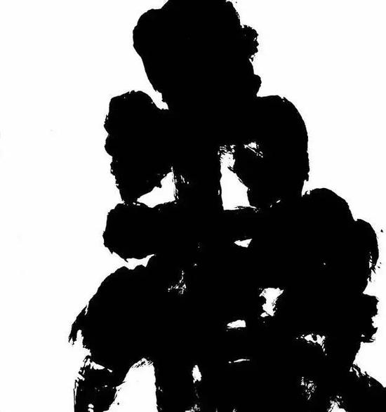 """井上有一初期代表作""""愚徹"""""""