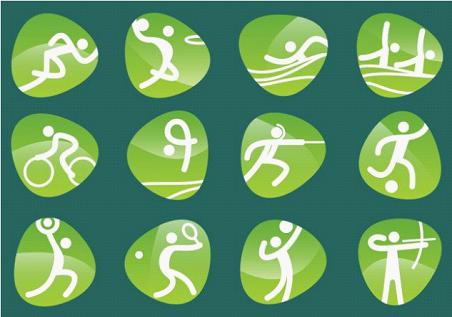 奥运系列之《奥运小型张》邮票