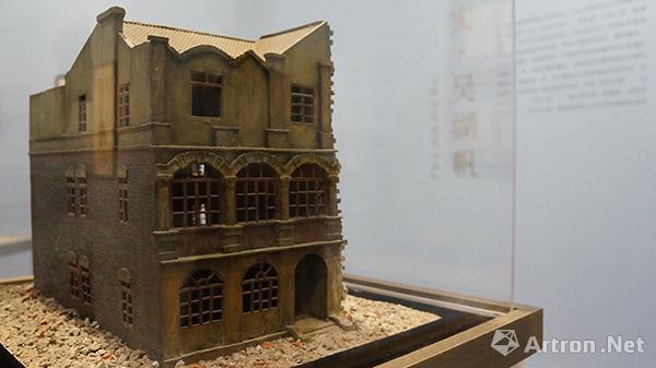 ▲吴湖帆一生仅长住过两个地方 其中之一就是上海嵩山路88号
