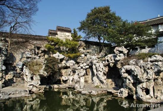 据称是石涛造园的遗构——片石山房至今仍存古城扬州