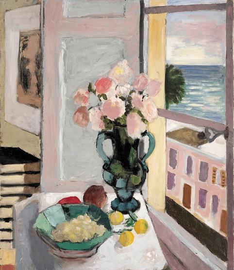 《窗边的玫瑰》1925年