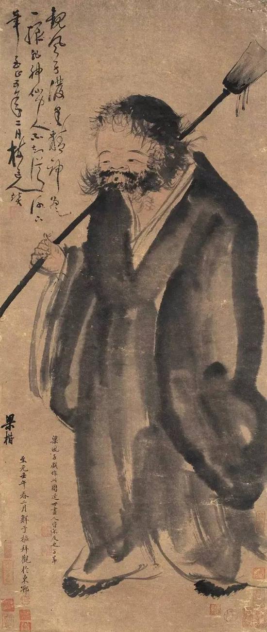 陈丹青 水墨素描写生断送了水墨的性命