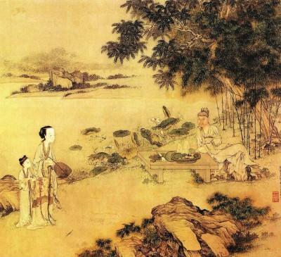 原标题:古人把避暑消夏做成了诗情画意