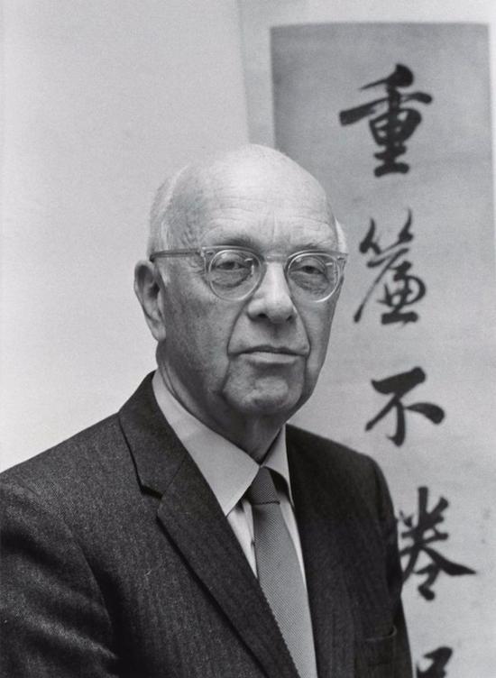 费正清(1907-1991)