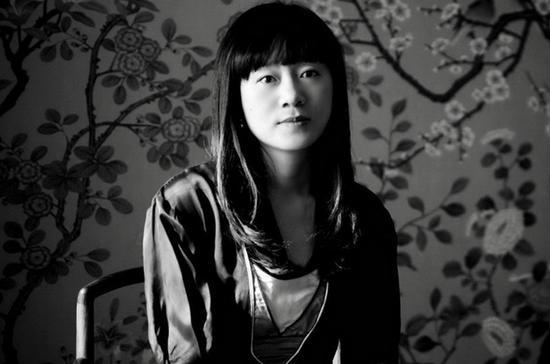图:当代女性小说家安妮宝贝于二○一四年改笔名为庆山\资料图片