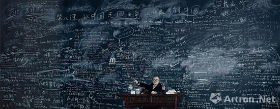 2006年9月20日王庆松的《跟我学》早纽约蘇富比以31.84万美元成交,刷新了当时中国摄影的最高纪录