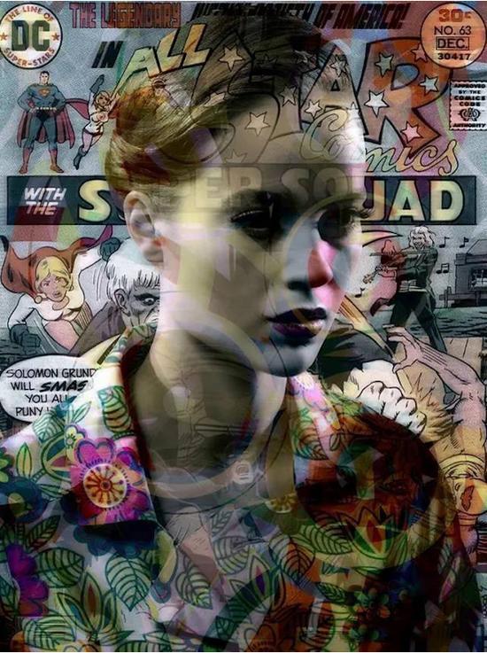 超能女孩,瓦莱丽·蓓琳
