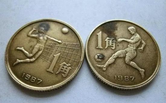 当然,除了古币和机制币,现代纪念币都没有包浆一说,任何氧化现象都会让钱币品相大打折扣!