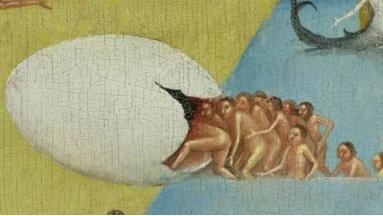 The Garden of Earthly Delights(detail)
